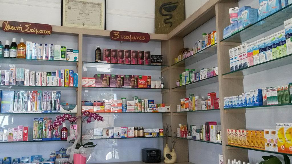 Green Your Health - Green Pharmacy Νότιας Πελοποννήσου - Ηλεία - Φαρμακείο - Τζουλέκη Γεωργία