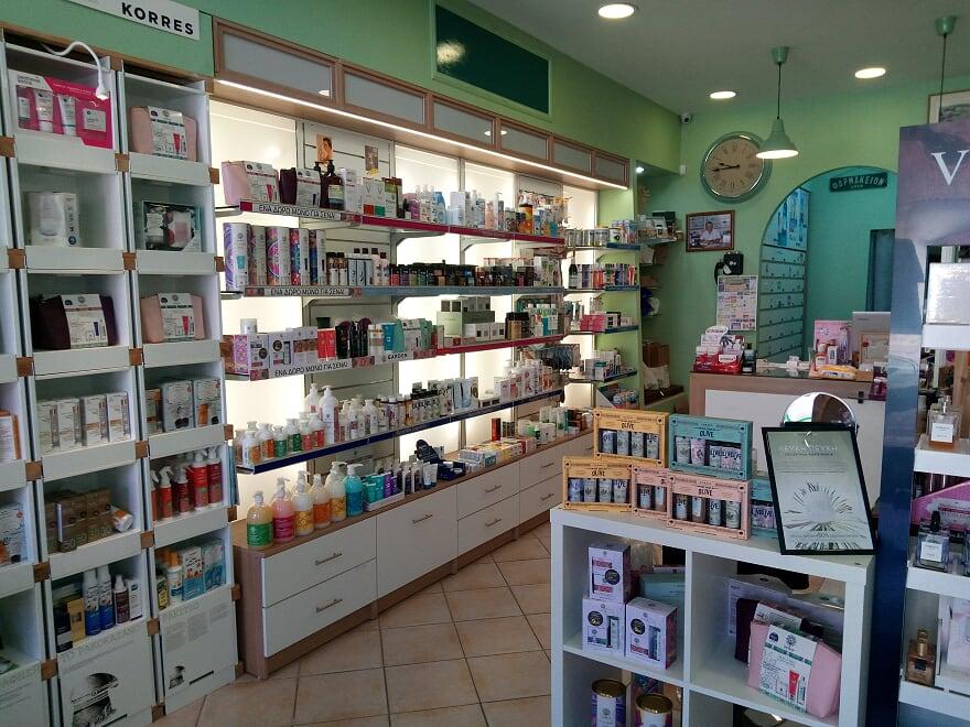 Green Your Health - Green Pharmacy Νότιας Πελοποννήσου - Μεσσηνία - Δουλάμης